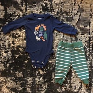 ✨VEUC✨ Carter's baby outfit! Size 9️⃣ Months